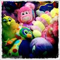 the claw game