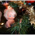 Merry Christmas Creepy Baby
